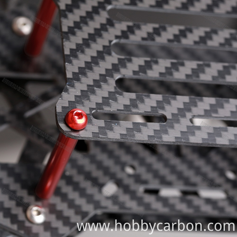 carbon fiber sheet frame 002